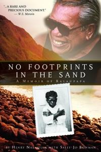 No Footprints Cover - SMALL